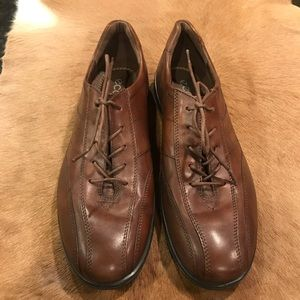 Ecco Dress Shoes Men's Brown Size 11